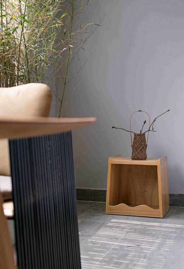 装修设计〡230㎡洋房,新中式风格,黑白灰的主调,极为简介朴素