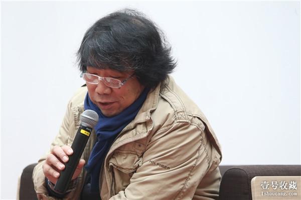 中国美术家协会水彩画艺委会副主任,湖北美术学院教授刘寿祥图片