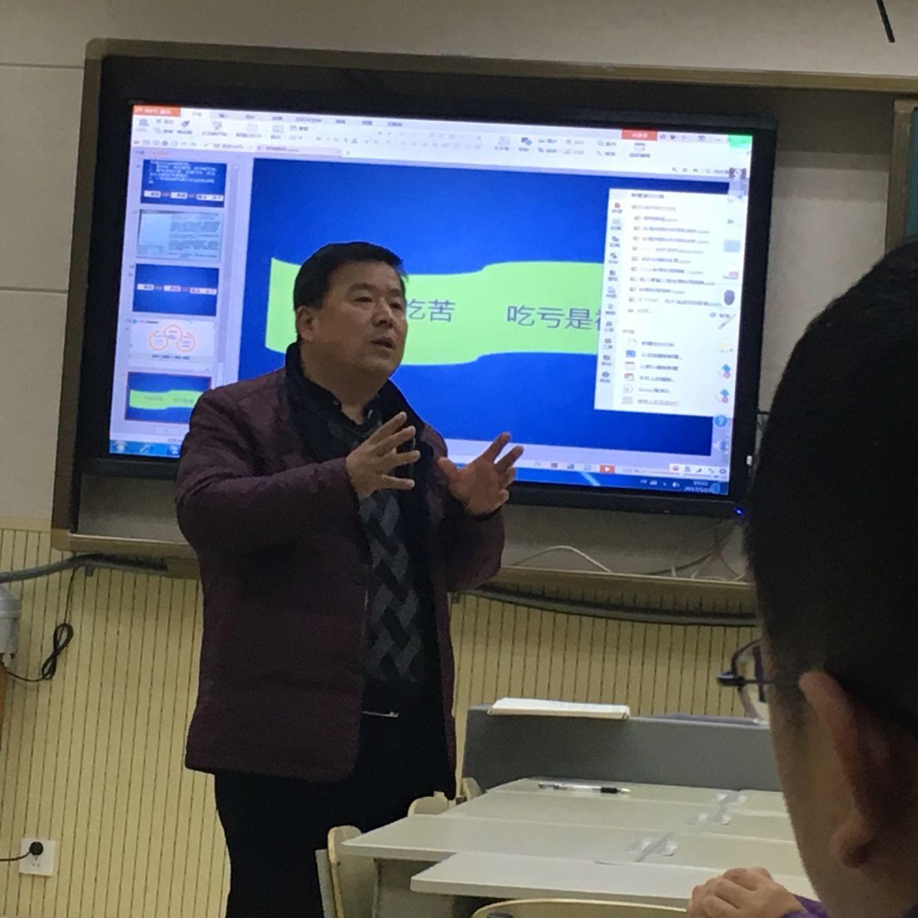 爱她,就给她飞翔的翅膀——郑州高新一中举行新教师亮相课活动