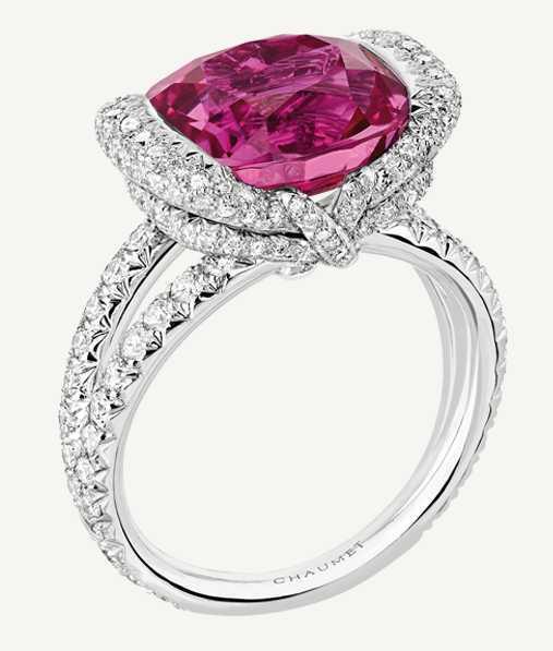 尚美巴黎钻石戒指款式集合图片