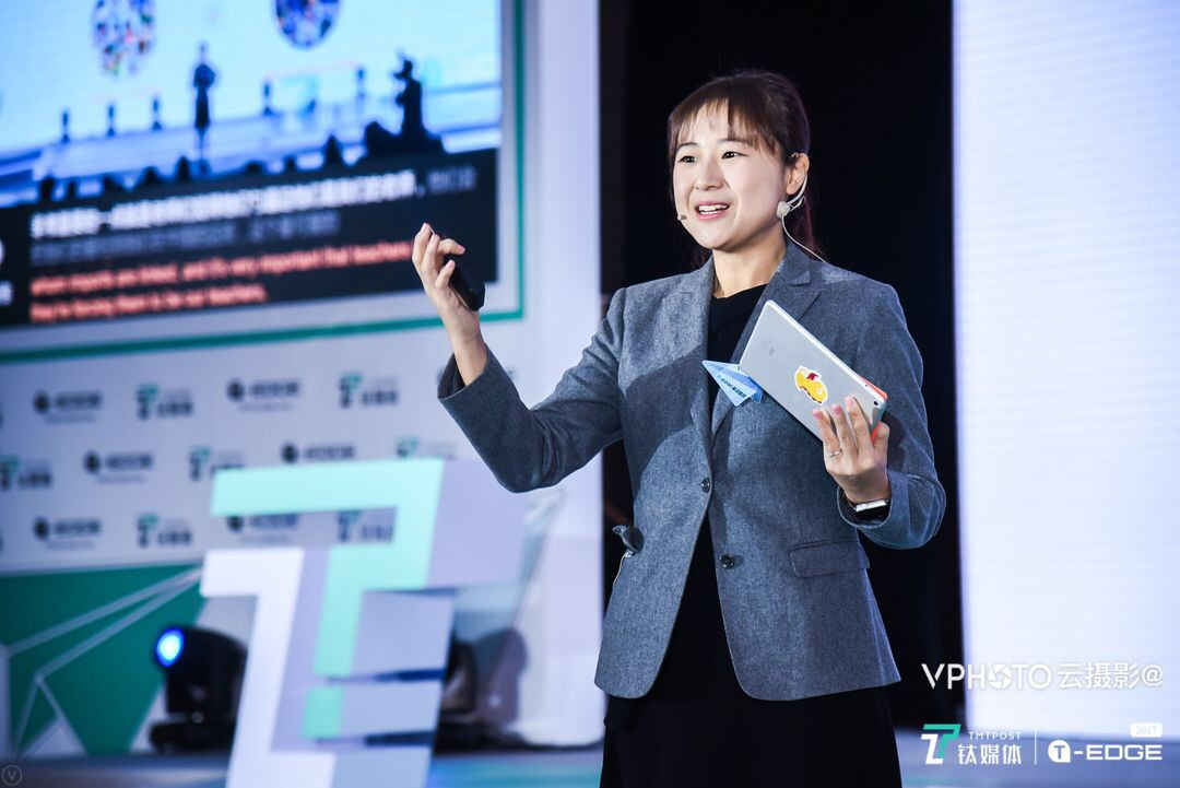 VIPKID米雯娟:未来的小目标是打造全球化的云端学校 | T