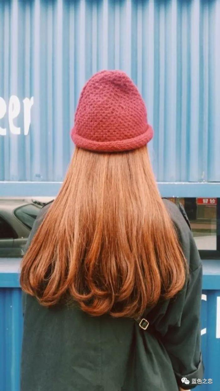 不论是长发还是中长发,短发也非常的适合与好看.图片