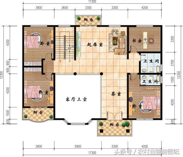 10款二层农村别墅设计图,第5款最便宜,第6款最受迎,你