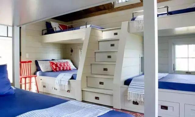 30种卧房榻榻米床设计方案,实用到极致!