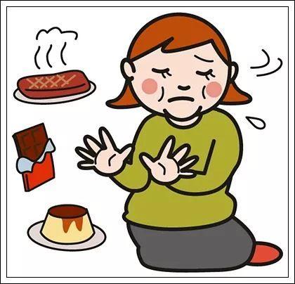 减肥期间偶尔吃大餐图片