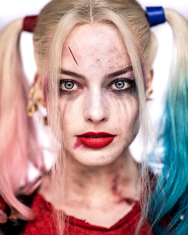 """罗比在《自杀小队》里扮演的""""小丑女""""成为她的代表角色."""