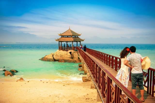 """这里是中国的""""情人岛"""",比巴厘岛浪漫,比塞班岛热情"""