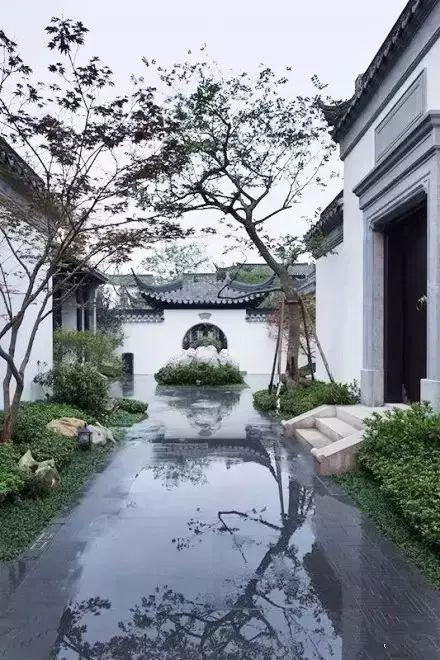 为何中式合院别墅越来越流行?图片