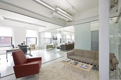 杭州极简办公室装修设计案例