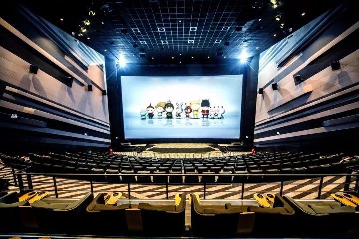 宫暴影院_万象城的百丽宫影城, 是香港百老汇院线在申城打造的一家高端影院