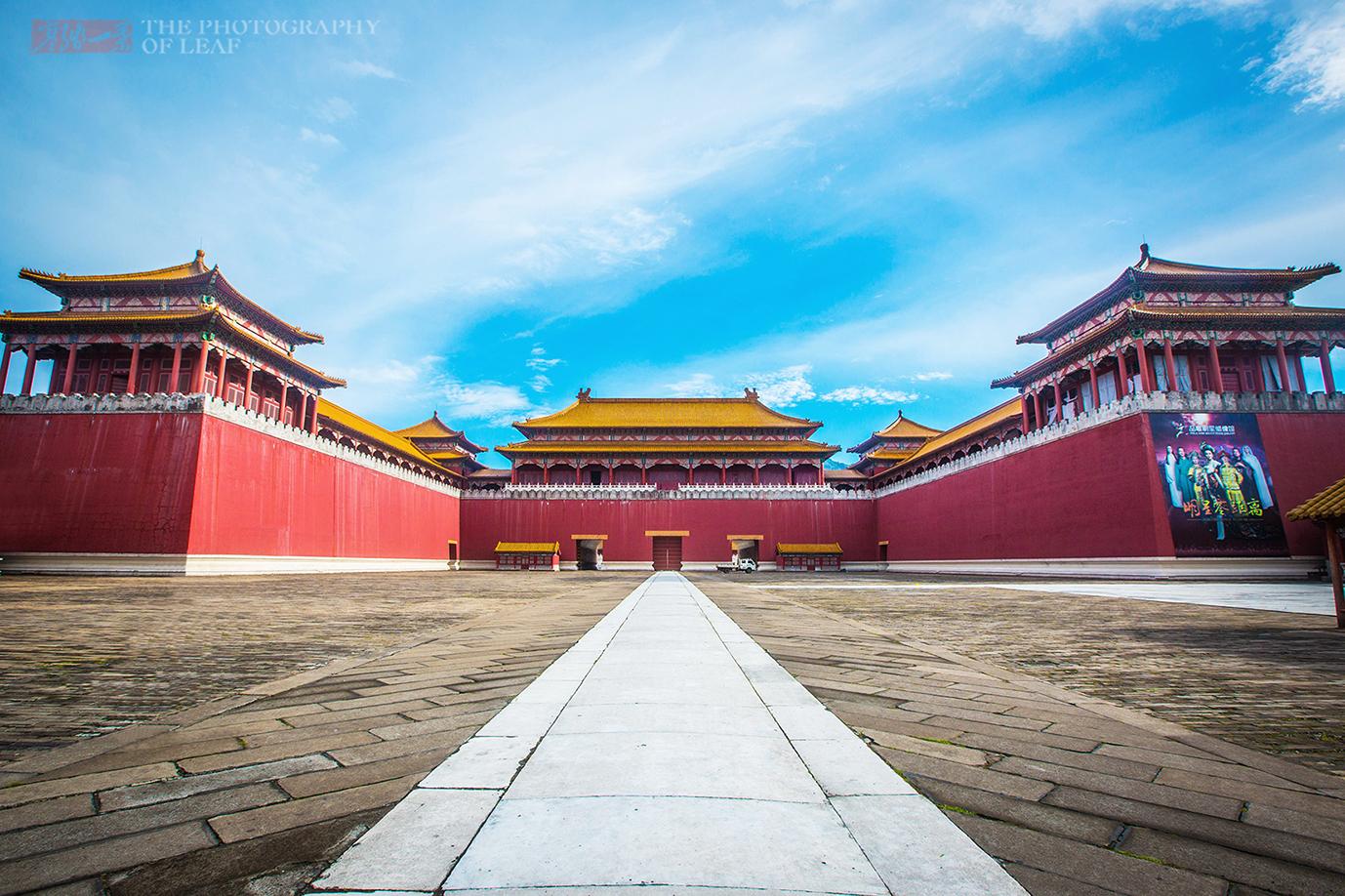 看了这么多年宫廷剧,原来不是北京故宫拍的,而是在这个 故宫图片