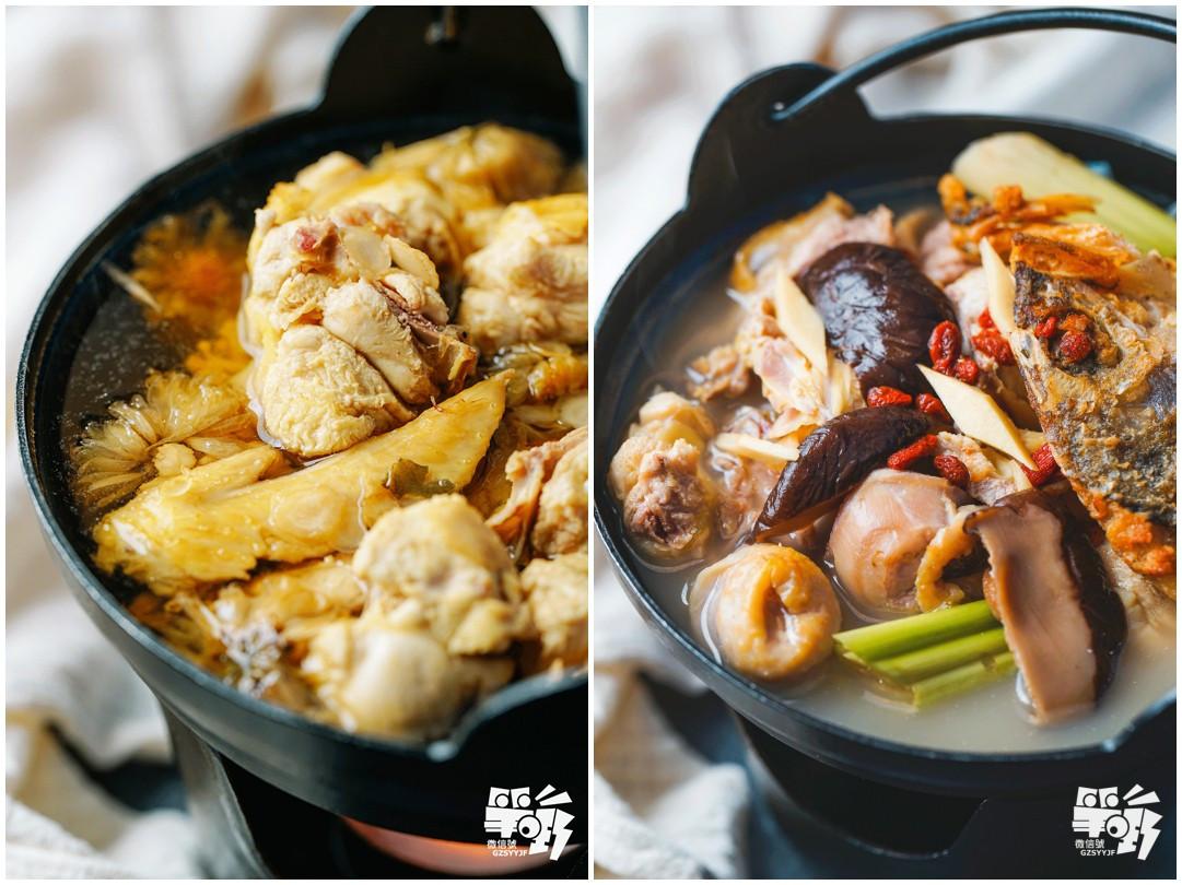 美食 正文  情侣花雕鸡煲,花旗参菊花鸡 叁 晚上入夜后,变成东南亚的
