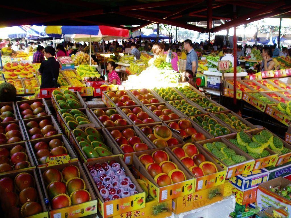如果你有一家水果店,务必知道去批发市场进货的几个关键技巧!
