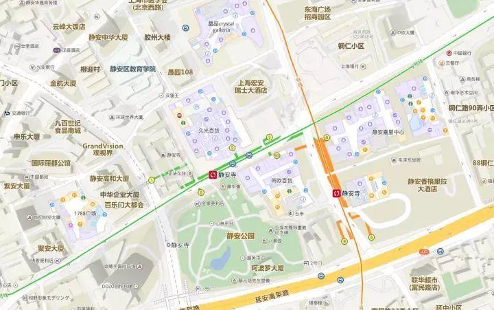 你绝对想不到,2017年上海最强地铁站竟是它!前十名都有这些好玩的图片