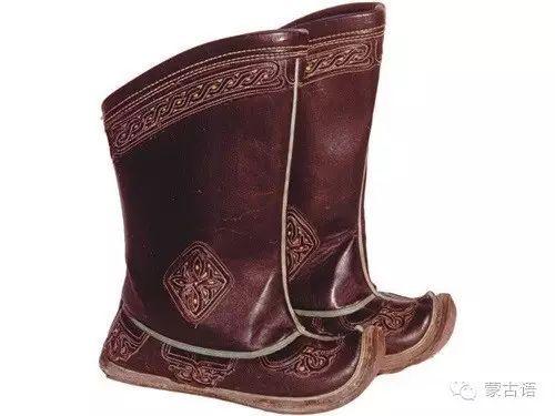 【民族文化】蒙古靴:蒙古民族形象的标志