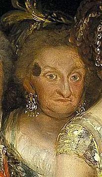 金雅中玛利亚_经典 | 查理四世一家:混乱的西班牙王室
