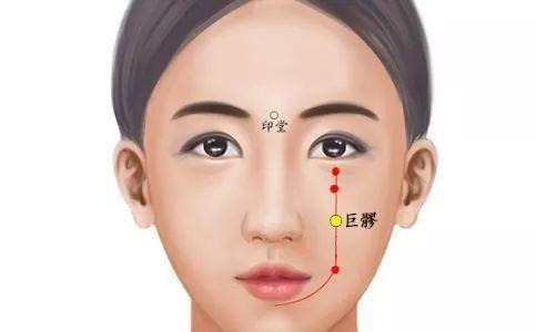 爱人人体美穴_巨髎穴可有效清除人体面部毒素,帮助消除脸部浮肿,紧实面部肌肉,有效