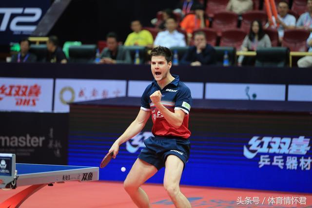体育 正文  在昨天进行的2017年国际乒联巡回赛总决赛中,德国队员奥恰