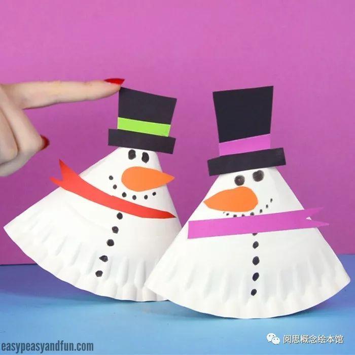 【绘本·创意室】圣诞创意手工,简单得让你想不到!