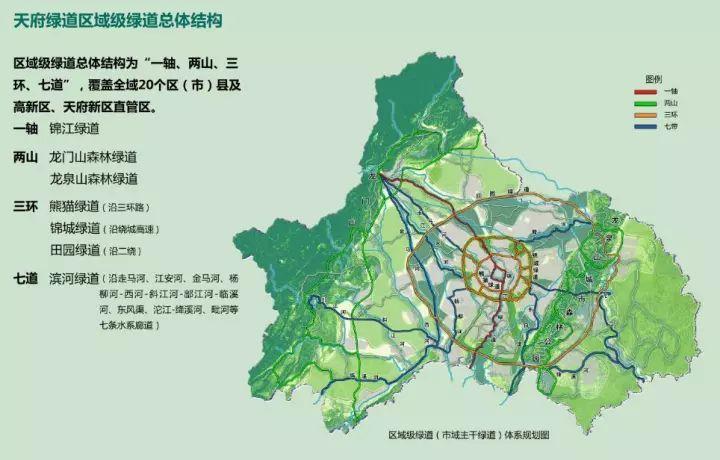 郫都区北部新城规划图