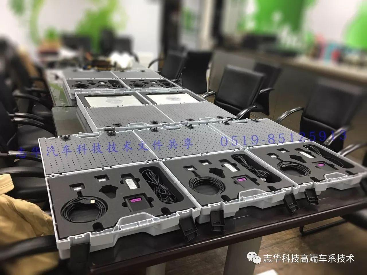 保时捷原厂诊断电脑PIWIS-III系统概述