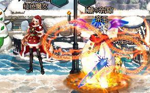 dnf圣诞npc真是好看呢,还有超可爱的雪人套图片