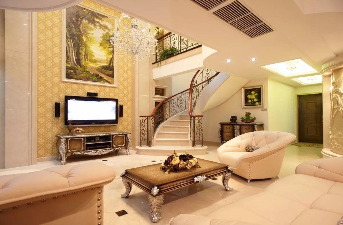 10款电视背景墙精美实物图,看完后悔我家装修太早了!图片