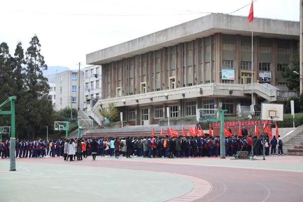 科技生活之美 云南农业大学附属中学举办第七届科技节图片