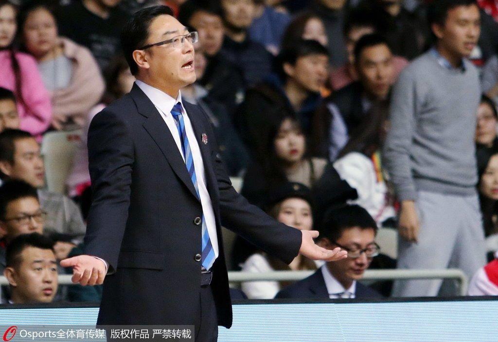 刘鹏:球队防守已渐入佳境 赢球能解放些压力- 金沙真人赌博