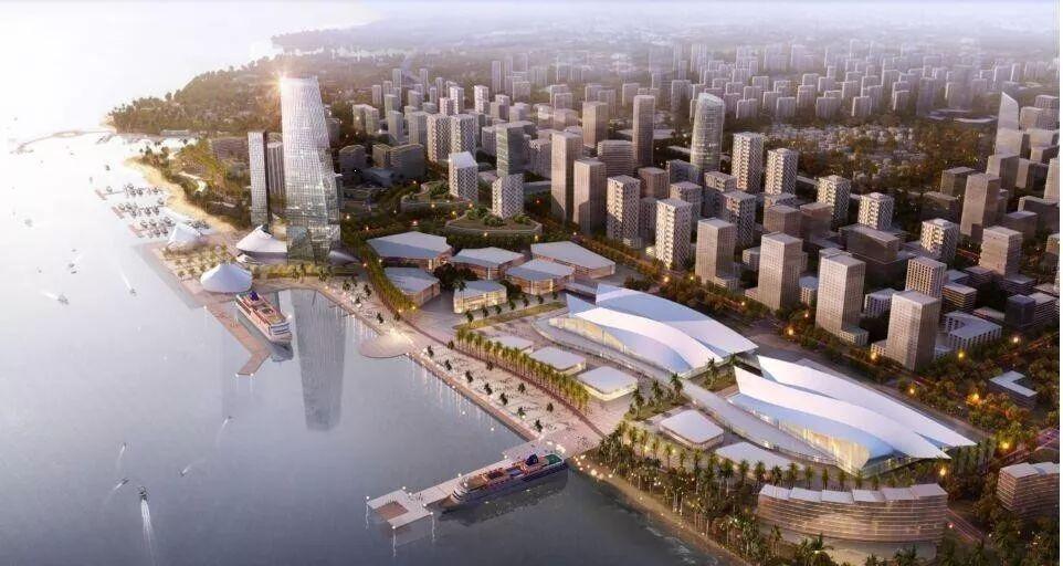 翔安东坑湾最新规划图