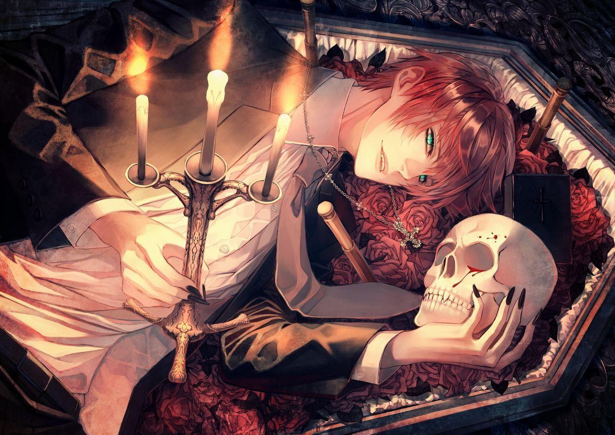十字架与吸血鬼