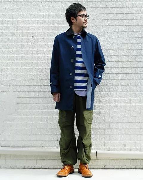 男生工装裤搭配什么鞋子