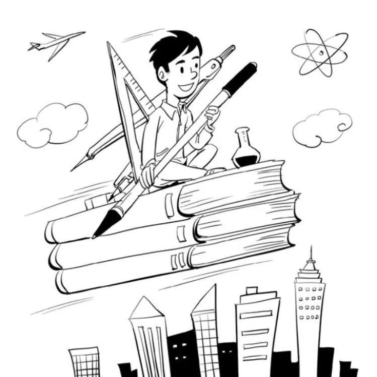 在中国学好数理化,走遍世界都不怕?