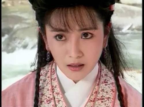 1995年《三国英雄传之关公》邱于庭版貂蝉图片