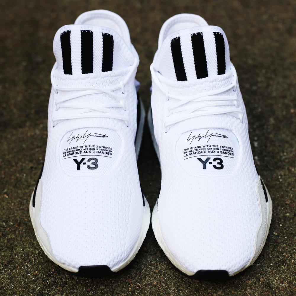 《Adidas Y-3 Saikou 全新鞋款》