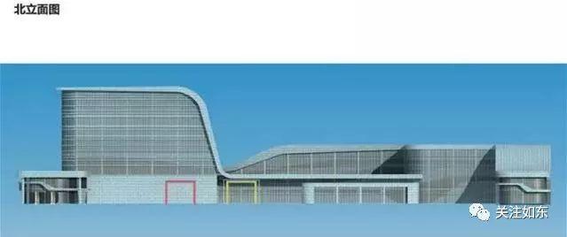 【喜大普奔】今天,如东新汽车站正式开工