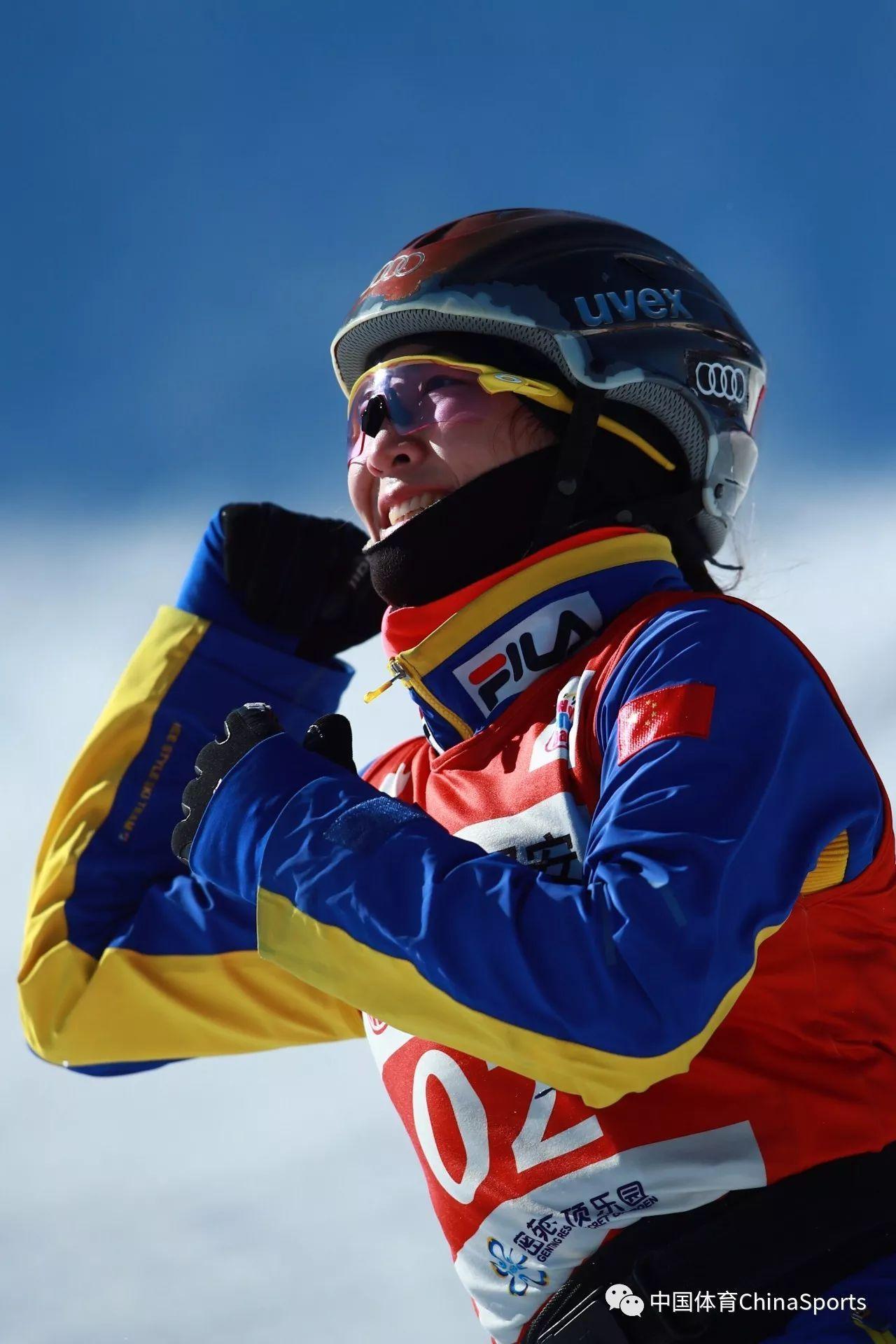 自由式滑雪空中技巧世界杯两站比赛收官