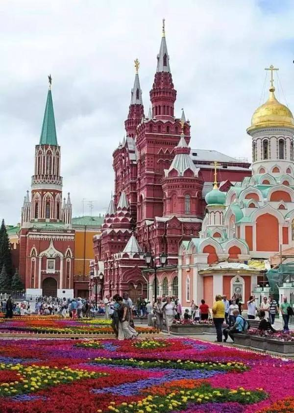 这个冬季,全世界都不要和俄罗斯比美……万万没想到,你有这样的绝色!