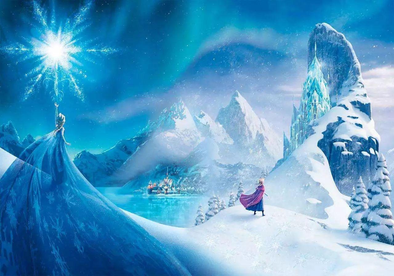 冰雪小制作图片大全集