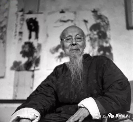 齊白石《山水十二屏》拍出9.3億成最貴中國藝術品