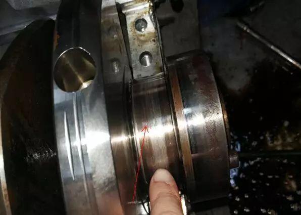 片k3磨损严重,车辆k2制动鼓磨损,油泵异常磨损,活塞,异常磨损,阀体报图片