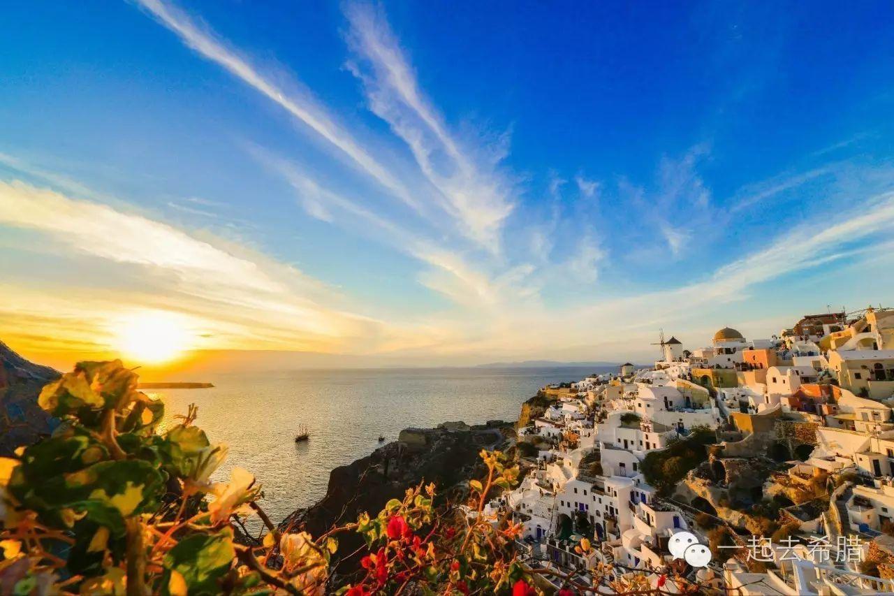 希腊=电影取景地