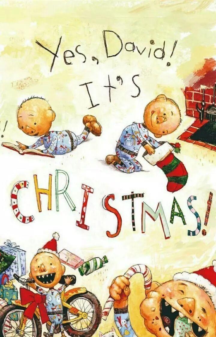 圣诞动画】 It\'s Christmas,David!(大卫,圣诞节到啦!)_搜狐动漫_搜狐网