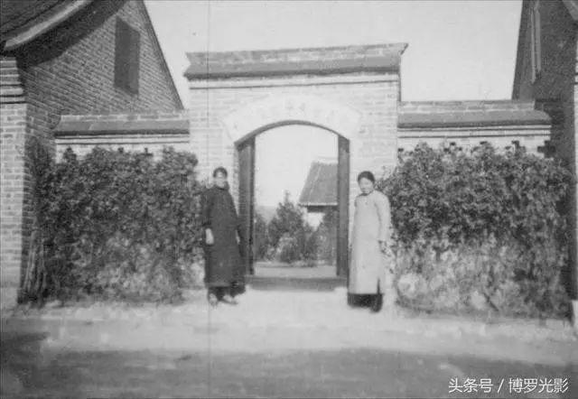 老照片:辽宁丹东市凤城女子圣经学校图片
