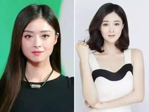 女星换发型如同换张脸