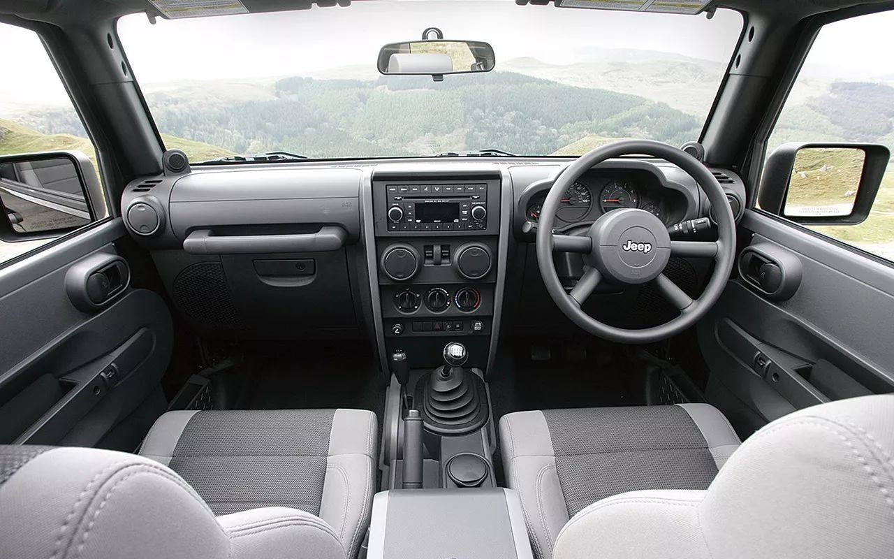 二手车导购08款Jeep牧马人sahara_快乐十分容易出的5个号