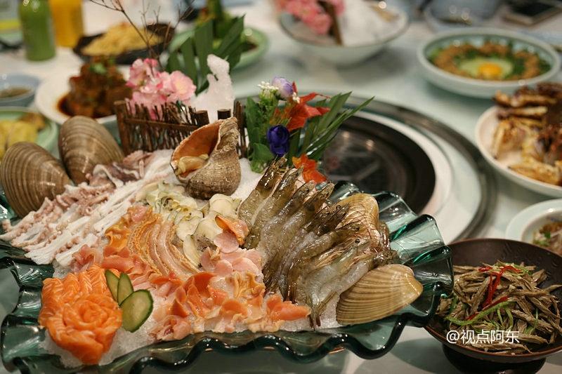 """""""蒸""""的很爱你:原来海鲜可以这么吃 - 视点阿东 - 视点阿东"""