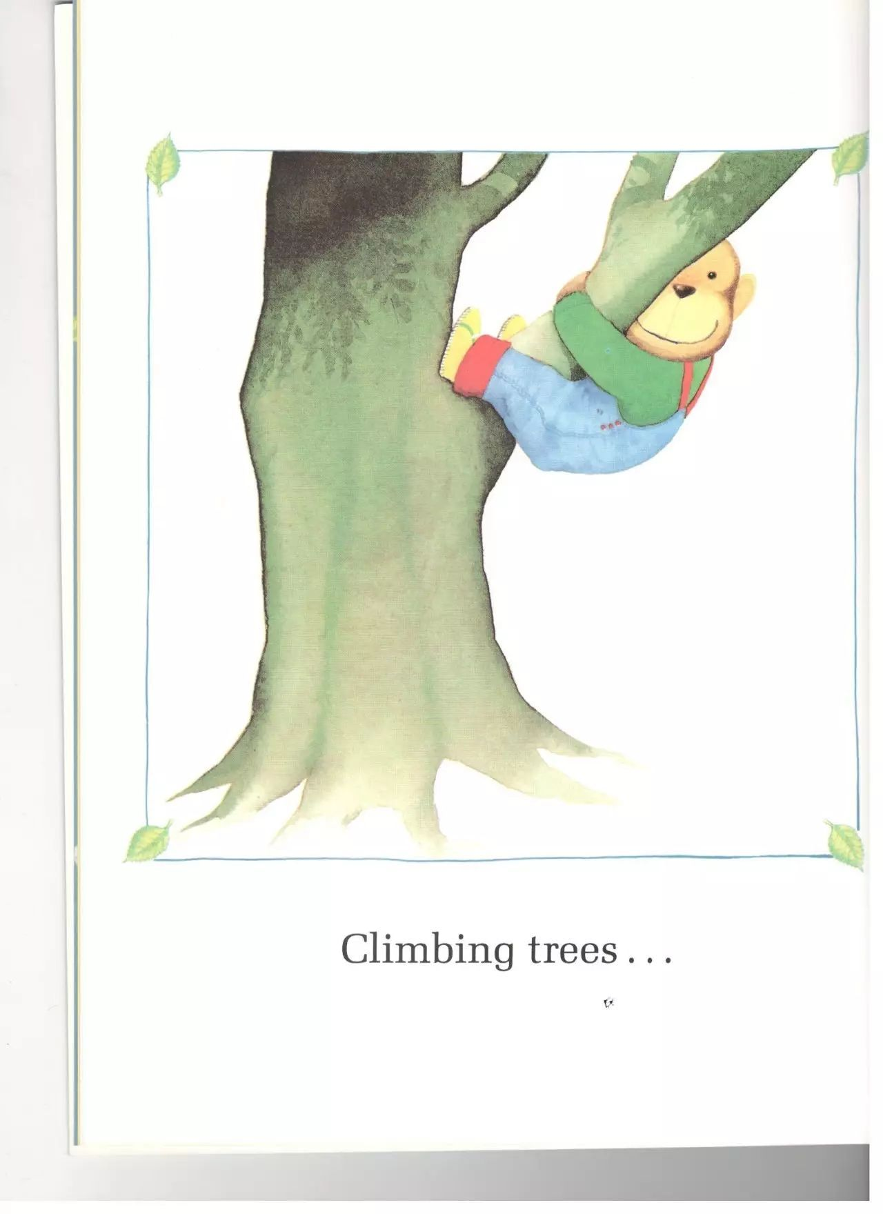 Things I Like 我喜欢的一切 -第7张图片-58绘本网-专注儿童绘本批发销售。