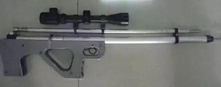 荔浦男子自制枪支和子弹,被判刑10年!