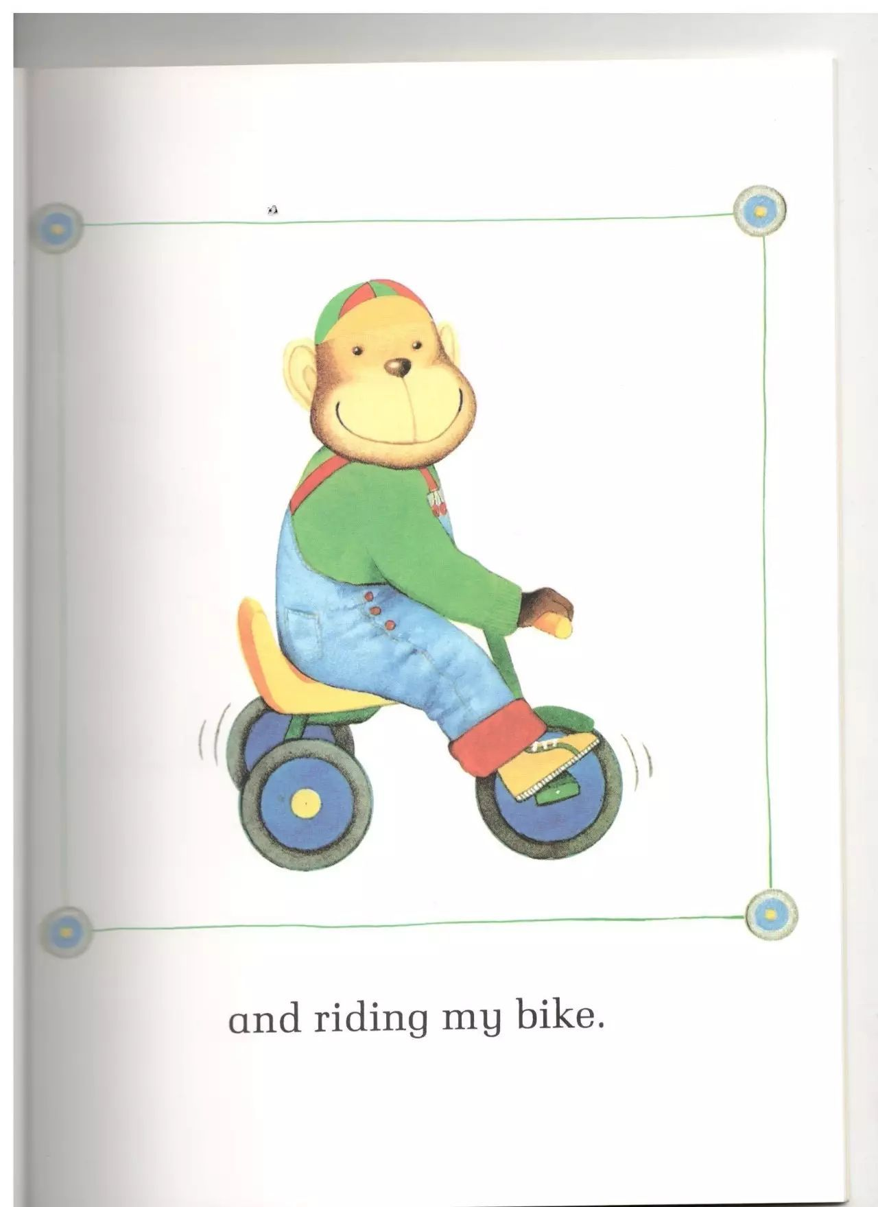 Things I Like 我喜欢的一切 -第4张图片-58绘本网-专注儿童绘本批发销售。